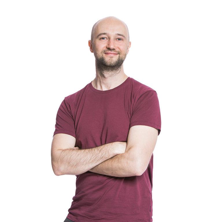 Jan BuchwaldWebentwickler
