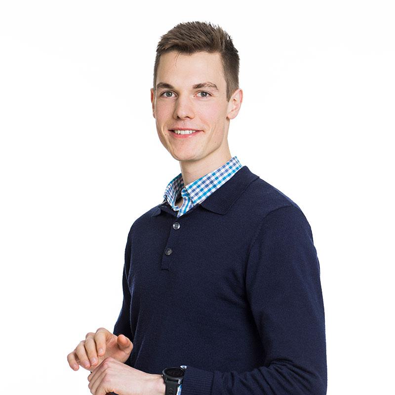 Martin SchroerProjekt Manager