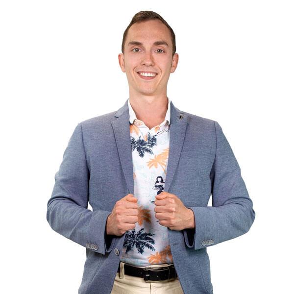 Yannick Komuzin Key Account Manager